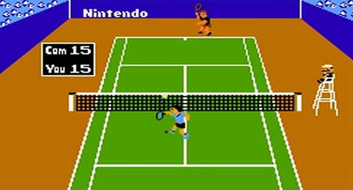 Tennis (NES) (Foto: Reprodução)
