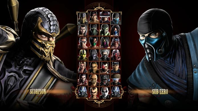 Mortal Kombat X: compare os gráficos do game com o Mortal Kombat 9