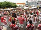 Foliões lotam avenida para curtir Banda do Boulevard, em Manaus