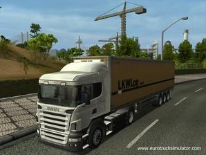 Euro Truck Simulator Patch