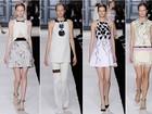 Queridinho das famosas, Giambattista Valli apresenta coleção na semana de moda de Paris