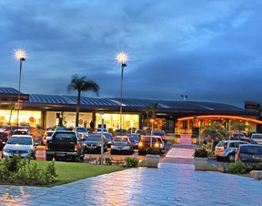 O Outlet Premium, na Rodovia dos Bandeirantes, em breve terá um concorrente na Rodovia Carvalho Pinto (Foto: Divulgação)