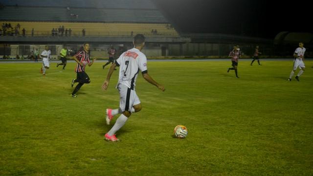 c9e1d5a499 Santos-AP x São Paulo-AP - Campeonato Amapaense 2018 - globoesporte.com