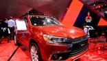 Mitsubishi ASX estreia 'cara nova' no Salão de São Paulo (Alan Morici/G1)