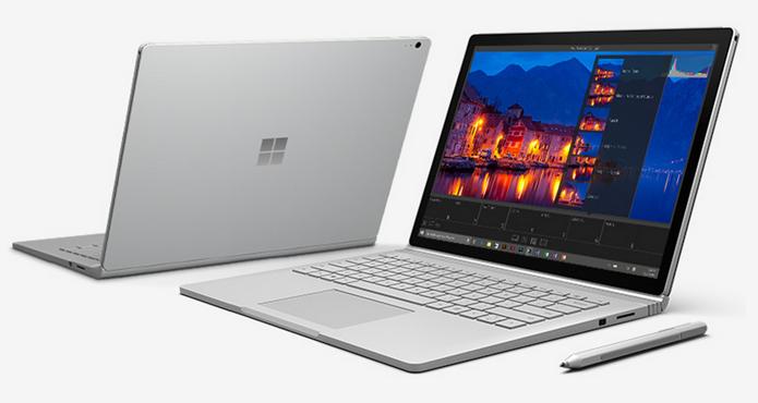 Surface Book com melhor configuração pode chegar ao equivalente a mais de R$ 12 mil (Foto: Divulgação/Microsoft)