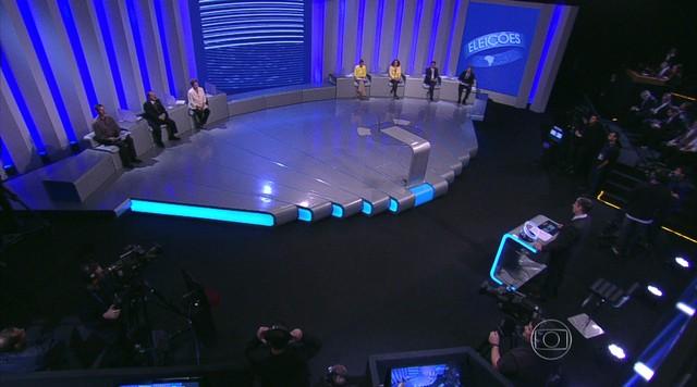 Debate entre os candidatos à Presidência da República - Parte 2