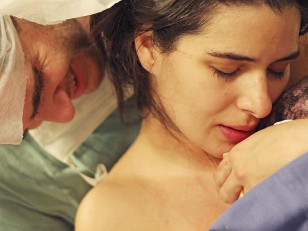 Cena do documentário 'O renascimento do parto', que estreia nesta sexta em SP (Foto: Divulgação)