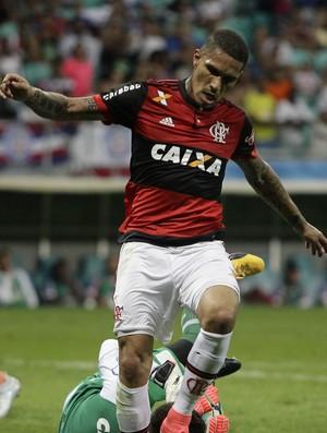Guerrero Bahia x Flamengo (Foto: Gilvan de Souza/Flamengo)