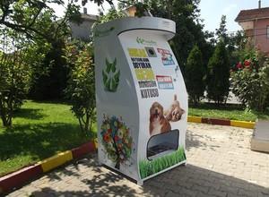"""A máquina é semelhante a uma """"vending machine"""" (Foto: Divulgação)"""
