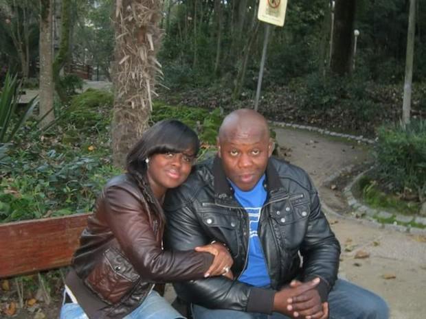 Juliane e Valdir vivem separados há 16 anos (Foto: Arquivo Pessoal)