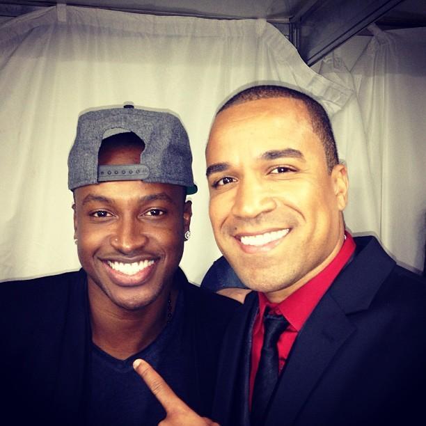 Thiaguinho e Fernando Pires (Foto: Instagram/ Reprodução)