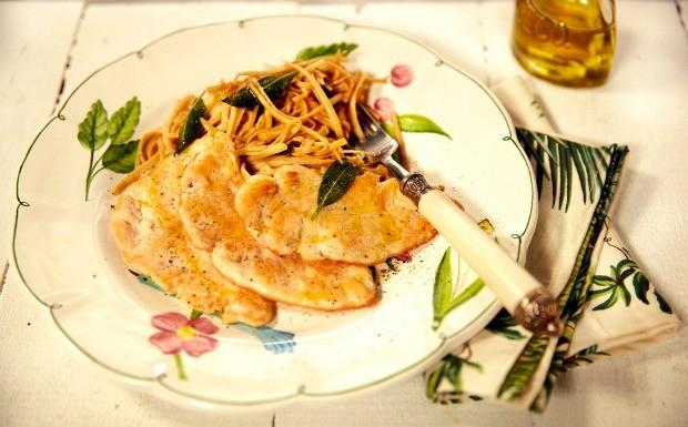 Cozinha Prtica - 4 Temporada - Ep. 4 - Frango - Paillard de frango (Foto: Editora Panelinha/Gilberto Jr.)