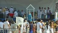 Aterro da Praia de Iracema recebe festa dedicadas a Iemanjá