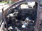 Polícia investiga sumiço de mulher após achar carro queimado em MS