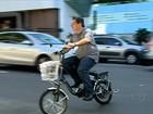 Operação Lei Seca não vai multar bicicletas elétricas, informa governo
