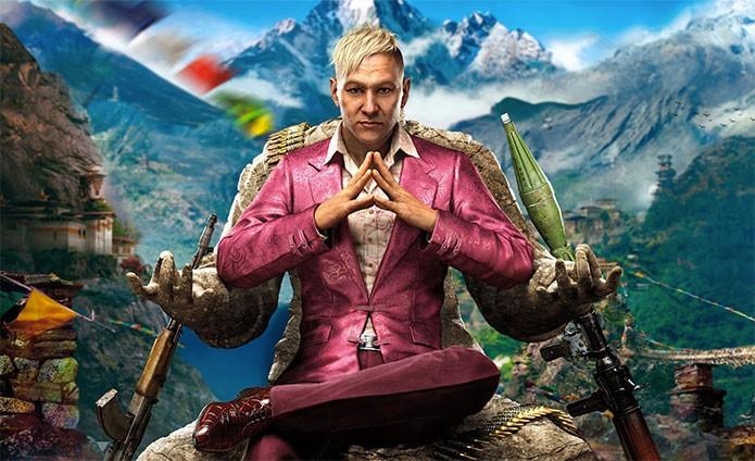 Far Cry sempre com personagens inovadores (Foto: Divulgação/Ubisoft)