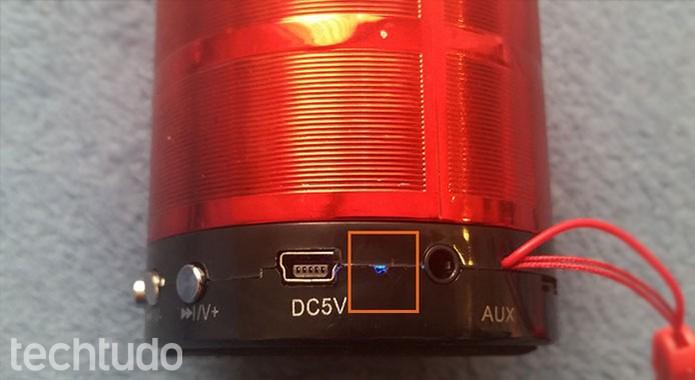 Veja como tocar as músicas do iPod em uma caixa de som Bluetooth  (Foto: Barbara Mannara/TechTudo)
