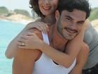 Mulher de Kiko Pissolato sobre cenas dele com Susana Vieira: 'Não sofro'