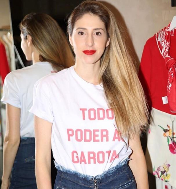 Paula Merlo (Foto: Divulgação)