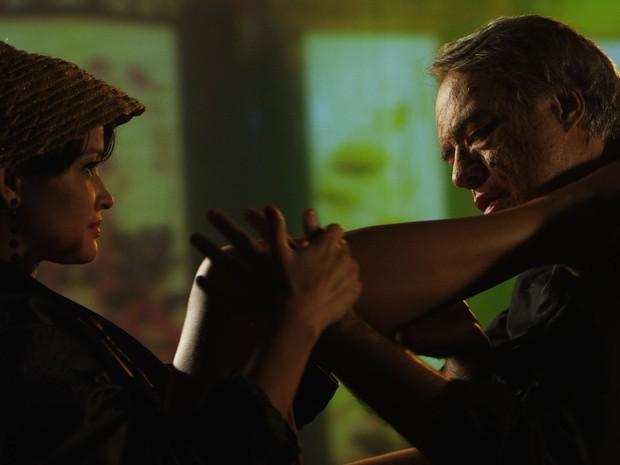 Vampiro 40º é um dos três filmes Hours Concurs exibidos na edição deste ano do Cine PE (Foto: Divulgação)