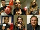 Família SuperStar troca chocolate e músicas em amigo oculto de Páscoa