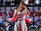 Ivete Sangalo chora em último ensaio para show beneficente em Salvador