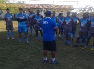 Dom Bosco - treino (Foto: Reprodução/Facebook)
