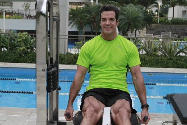 Carlos Machado (Foto: Isac Luz / EGO)