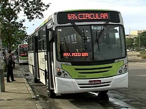 Andar de ônibus está mais caro no Rio de Janeiro/GNews (Foto: Reprodução GloboNews)