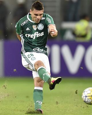 Moisés Palmeiras X Fluminense (Foto: Mauro Horita)