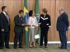 Recebimento das credenciais de embaixador da Indonésia é adiado