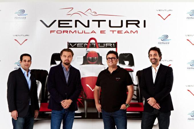Leonardo DiCaprio terá equipe na Fórmula E (Foto: Divulgação)