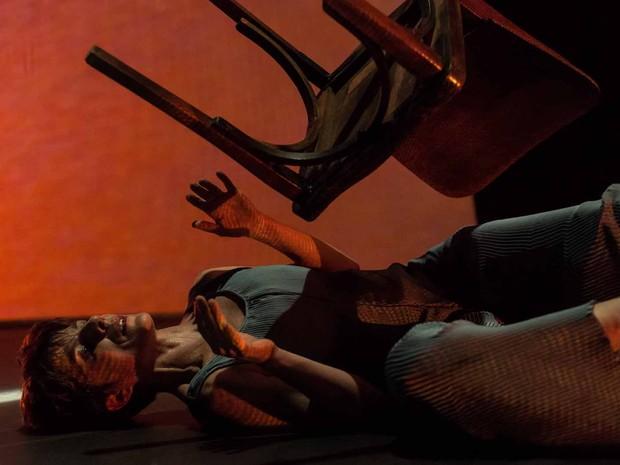 Corpo sentado será uma das apresentações (Foto: Divulgação/Léo Lins)
