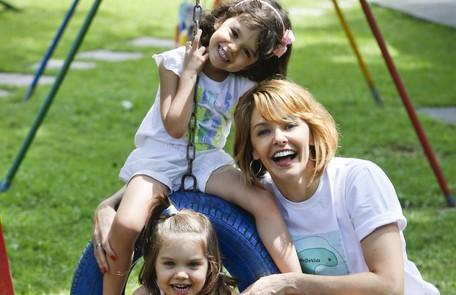A atriz voltará à Globo na novela 'Em família' Guito Moreto