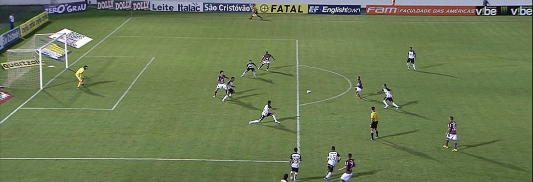 Ferroviária x Corinthians - Campeonato Paulista 2016 - globoesporte.com fa90a08ad3