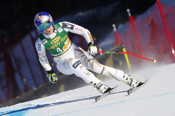 A esquiadora americana Lindsay Vonn (Foto: Getty Images)