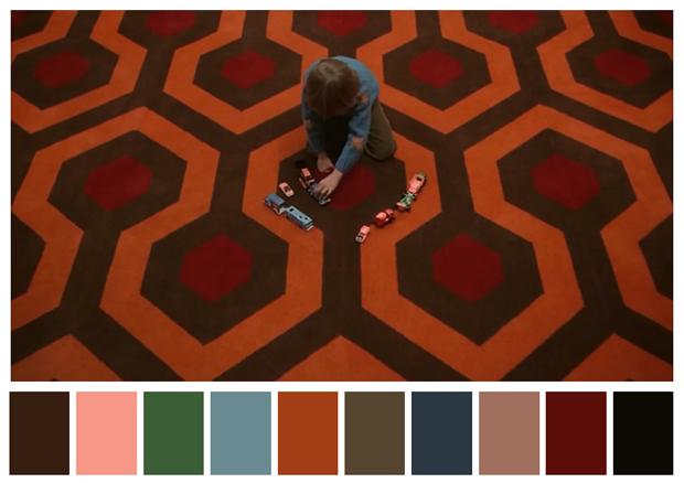 Direção de Stanley Kubrick, fotografia de John Alcott, produção de set de Roy Walker e direção de arte de Leslie Tomkins (Foto: Reprodução)