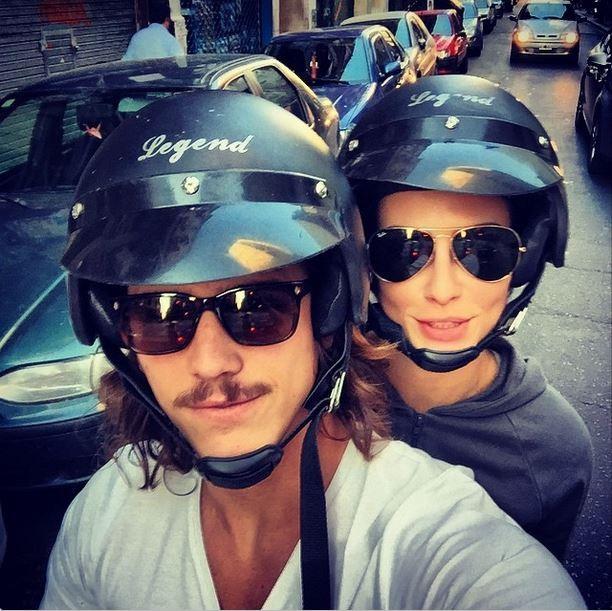Rômulo Neto e Cléo Pires (Foto: Reprodução / Instagram)