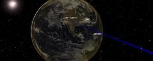 Asteroide do Halloween passa pelo ponto mais perto da Terra hoje ( NASA/JPL-Caltech)