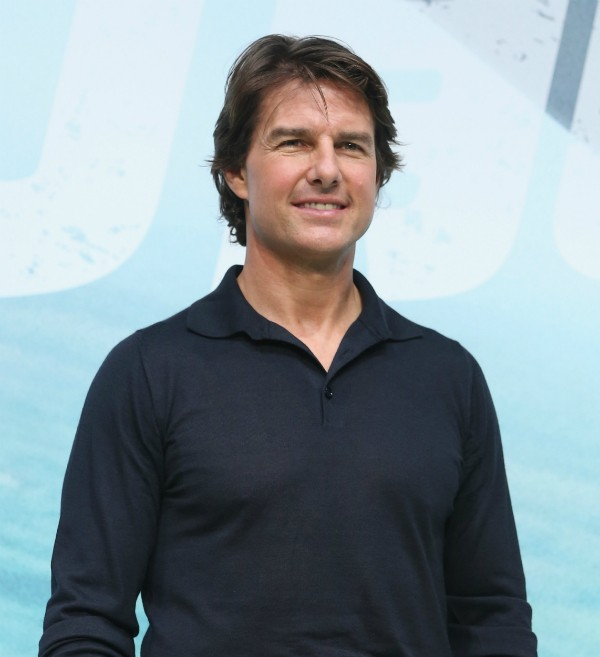 Tom Cruise ajudou a vítima de um atropelamento (Foto: Getty Images)