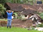 SC tem quase 30 mil pessoas atingidas pelas chuvas em outubro