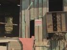 Defesa Civil e Semur interditam casas em áreas de risco em Porto Velho