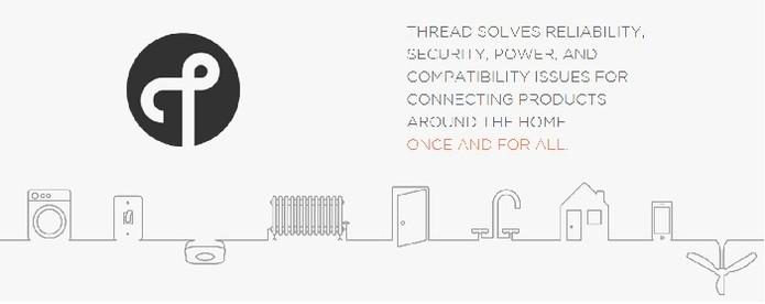 Thread quer padronizar a Internet das coisas (Foto: Reprodução/Thread)