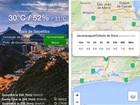 Chuvas e trovoadas: Alerta Rio lança aplicativo para celular e tablet