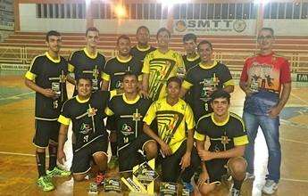 Clube Petrolina de Handebol é campeão em competição na Bahia