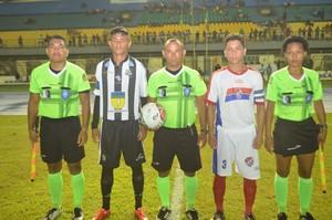 Santos-AP; Renovação; Sub-20; Futebol; Amapá (Foto: Rodolfo Santos/Arquivo Pessoal)