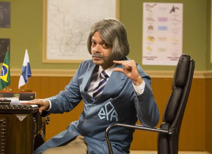 Professor Raimundo (Foto: Globo/Tata Barreto)