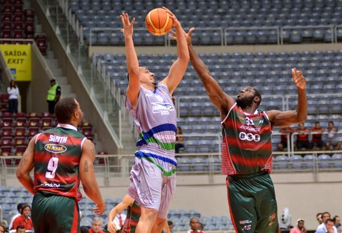 final four basquete  XALAPA X AGUADA (Foto: André Durão)