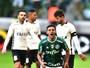 Renovado, garçom Cleiton Xavier comemora retomada no Palmeiras