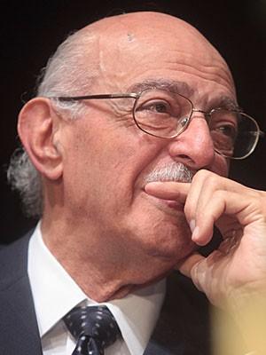Adib Jatente em foto de janeiro de 2011 (Foto: Hélvio Romero/Estadão Conteúdo)
